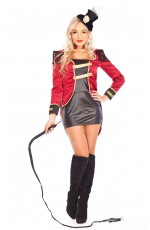 Ladies Ringmaster Circus Fancy Dress