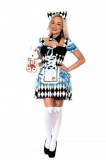 Alice in Wonderland Disney Fairytale Costume