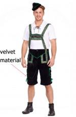 Mens Lederhosen Bavarian Costume