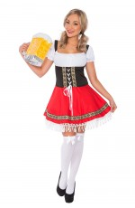 Ladies oktoberfest dirndl