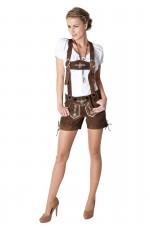 Ladies Bavarian Costume