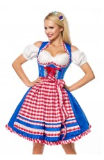 Ladies Oktoberfest German Fancy Dress