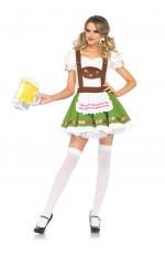Ladies beerdress costume
