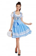 Adult Bavarian Beer Maid Costume