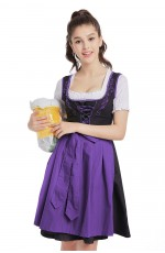 Ladies Oktoberfest German dirndl Costume