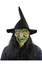 Trick or Treat Studios Halloween Witch Mask
