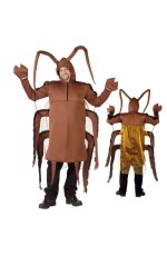 Mens Cockroach Funny Costume