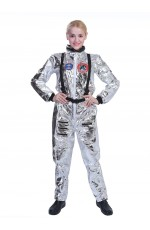 Ladies Astronaut Costume