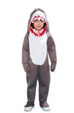 Shark Costume Kids Bodysuit