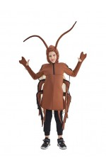 Kids Cockroach Funny Costume