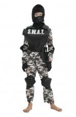Kids SWAT Costume