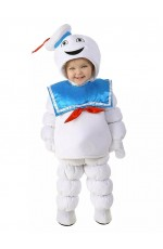 Kids Ghostbusters Puft Marshmallow costume