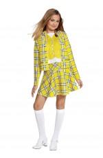 Kids England School Girl Costume