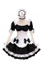 Lolita French Maid Dress Girls Costume