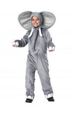 Kids Elephant Funny Fancy Dress Costume