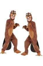 Kids Otter Funny Fancy Dress Costume