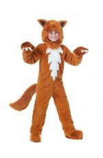 Kids Fox Funny Fancy Dress Costume