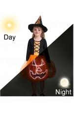 Pumpkin Girls Halloween Costume