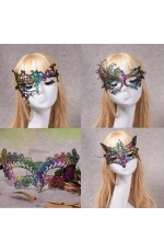 Venetian Carnival Women Masquerade Lace Eye Mask