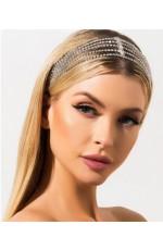 bohemian wedding hair chain Accessories