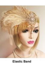 20s Theme Hair Headband