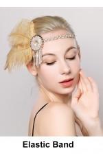 20s Vintage Gatsby Flapper Headband