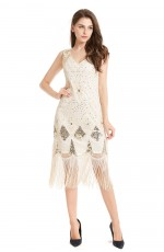 Ladies Roaring 20s Dress Costume