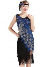 1920 flapper dress