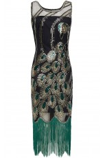 Ladies Flapper Gatsby Costume