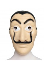 Salvador Dali Money Heist Mask