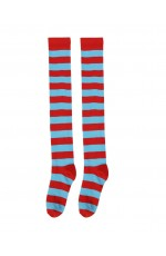 The Cat In the Hat Thing 1 and Thing 2 Stockings lx3017