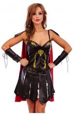 Gladiator Warrior Princess Costume
