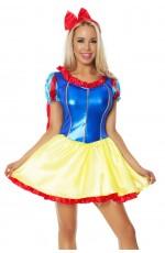 Snow White Disney Princess Costume