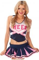 Cheerleader School Girl Costume