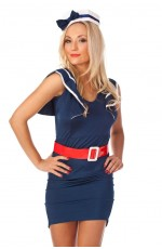 Pin Up Sailor Costume
