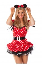Minnie Mouse Dress Up Costume