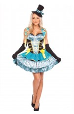 Luxury Paris Burlesque Hens Party Fancy Dress