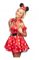 Disney Minnie Mouse Costume