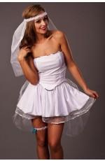 Bride Fancy Dress Costume