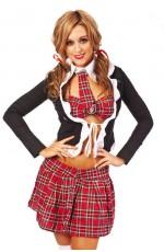School Girl Uniform Costume