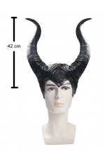 Maleficent Horns Headwear
