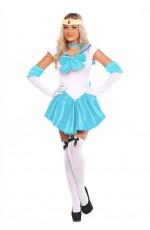Sailor Moon Mercury Costume
