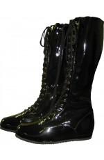 Black Go Go Boots