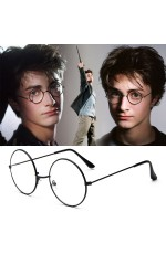 AU Halloween Harry Potter Gryffindor Black Glasses Cosplay Costume Accessories