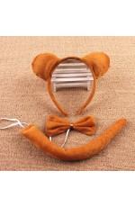 A set of bear costume accessory tt1081-1
