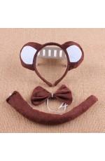 A set of monkey costume accessory tt1081-2