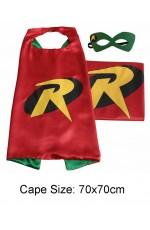 Kids Robin Cape and Mask Set tt1137