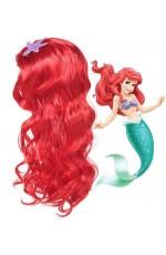 Little Mermaid Princess Ariel Wigs