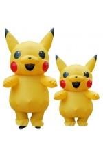 Pikachu Inflatable Costume