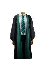 Mens Ladies Harry Potter Adult Robe Costume Cosplay Slytherin